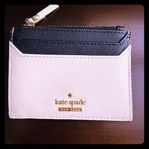 KATE SPADE ♠️ CARD HOLDER & KEYCHAIN